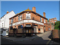 TQ8209 : The Crown Inn (closed) by Stephen Craven