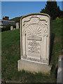 TQ8209 : Gravestone of William Edwards by Stephen Craven