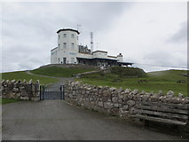 SH7683 : Great Orme Summit Complex by Peter Holmes