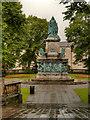 SD4761 : Queen Victoria, Dalton Square by David Dixon