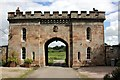 SJ5351 : Somerset Lodge, Cholmondeley Castle by Jeff Buck