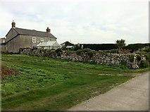 SV9215 : Farmhouse on St. Martin's by Andrew Abbott