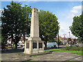 TQ2864 : Beddington war memorial by Stephen Craven