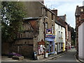 SK2853 : St Mary's Gate, Wirksworth by Andrew Hill
