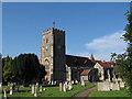 TQ2965 : St Mary's churchyard by Stephen Craven