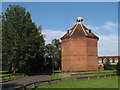 TQ2965 : Beddington dovecote by Stephen Craven