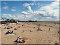 SD3128 : Sunny St Annes by Gerald England