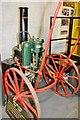 TM0880 : Merryweather Pump by Ashley Dace