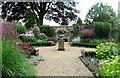 TQ3331 : Walled garden, Wakehurst Place by nick macneill