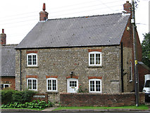 SK9859 : Boothby Graffoe - The Pinfold on Main Street by Dave Bevis