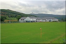 NM8162 : Ardnamurchan High School by Mick Garratt