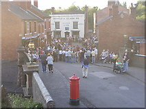SO9491 : Black Country Crowd by Gordon Griffiths