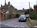 TM3863 : Albion Street, Saxmundham by Adrian Cable