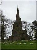 SD1779 : St George's Church, Millom by Alexander P Kapp