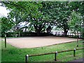 ST7563 : Boules pitch, Alexandra Park by Rose and Trev Clough