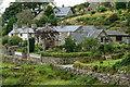 SH6341 : Rhyd, Gwynedd by Peter Trimming
