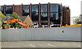 J3373 : Hotel site, Dublin Road, Belfast (2) by Albert Bridge