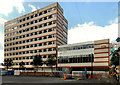 J3373 : Former College of Business Studies, Belfast (2) by Albert Bridge