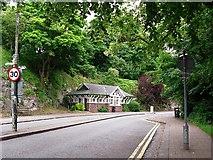 ST5673 : Public conveniences near Clifton Suspension Bridge by Rose and Trev Clough