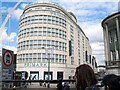 ST5873 : Primark, Bristol - seen from the top of a bus by Rose and Trev Clough