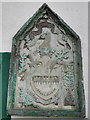 H6966 : Crest, Cappagh Hall by Kenneth  Allen