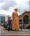 SP3378 : Lady Godiva, Broadgate by E Gammie
