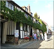 TQ9220 : The Mermaid Inn by Rob Farrow