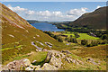 NY4319 : Ullswater from Hallin Fell by Martin