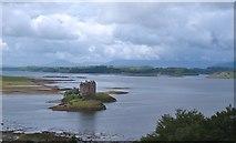 NM9247 : Castle Stalker by Gordon Hatton