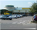 ST3661 : Morrisons Supermarket, Locking Castle, Weston-super-Mare by Jaggery
