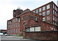 SD7306 : Cobden Mill, Moses Gate  by Alan Murray-Rust