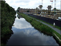NT2472 : The Union Canal by Thomas Nugent