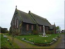 SD1578 : St Luke's Church, Haverigg by Alexander P Kapp