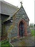 SD1578 : St Luke's Church, Haverigg, Porch by Alexander P Kapp