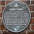 Photo of Thomas Telford black plaque