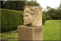 SK6464 : Diana by Richard Croft