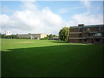 TL4359 : Churchill College by DS Pugh