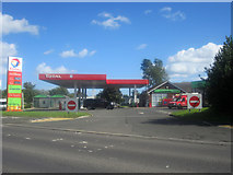 NU1911 : Petrol Filling Station, Alnwick by Graham Robson