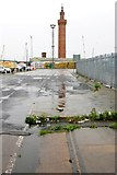 TA2711 : Wharncliffe Road, Grimsby by Dave Hitchborne