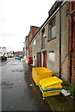 TA2711 : Surtees Street, Grimsby by Dave Hitchborne