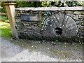 ST8378 : Mill Stone by Nigel Mykura