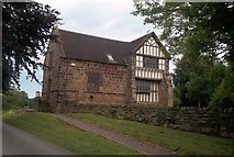 SK3739 : Breadsall Old Hall by Jonathan Clitheroe