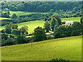 SO8509 : The mid-Cotswolds, near Edge, Gloucestershire by Brian Robert Marshall