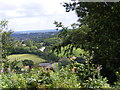 SO9380 : View to Ivy Lane by Gordon Griffiths