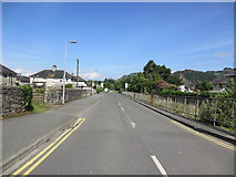 SH5639 : Cycle route to Caernarfon by Peter Holmes