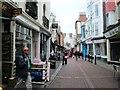 TQ8209 : George Street, Hastings by Paul Gillett