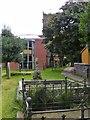 SJ9406 : Shareshill Churchyard View by Gordon Griffiths