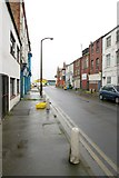 TA2711 : Fish Dock Road, Grimsby by Dave Hitchborne