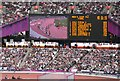TQ3784 : T42 200 m final by Dave Pickersgill
