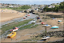 SS2006 : Bude Haven from Chapel Rock by Rob Noble